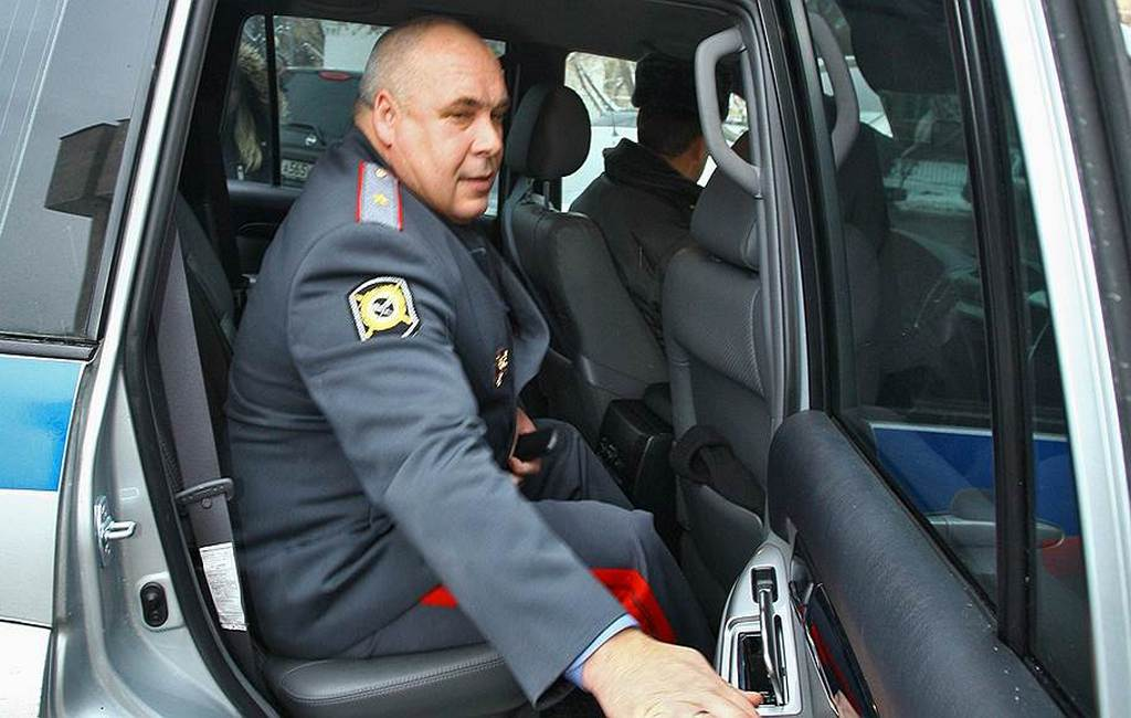 Экс-глава МУРа арестован в столицеРФ  поделу вкоррупции