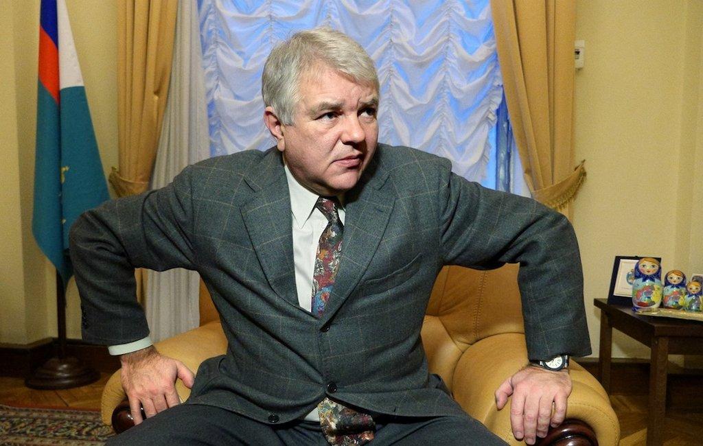 ПосолРФ воФранции призвал Париж добиваться выполнения минских договоров Киевом