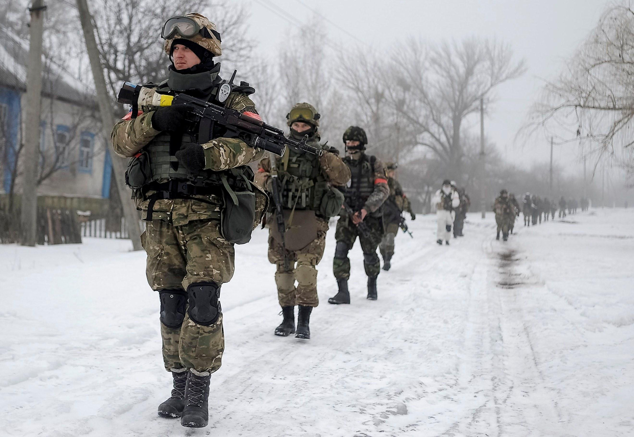 ДНР: Украинские силовики нарушили перемирие один раз засутки