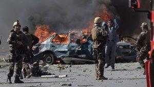 В результате теракта в Кабуле погибли два человека