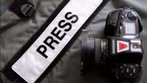 Журналистку Гончарову выдворили с Украины