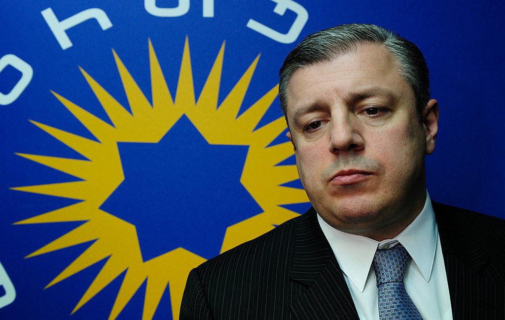 Премьер Грузии может вскором времени уйти вотставку