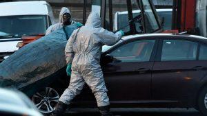 Автомобиль Юлии Скрипаль изъят для экспертизы