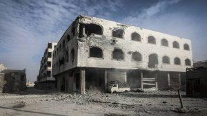 ЦПВС: боевики готовят в Гуте провокацию с отравляющими веществами