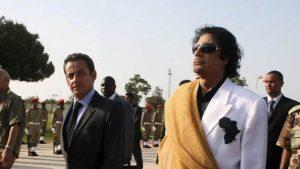 Арест Саркози как Ливийское возмездие