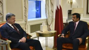 Порошенко: Катар готов поставлять нам газ