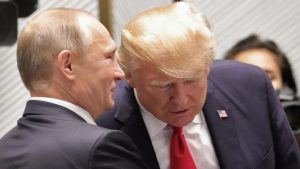 Трамп позвонил Путину