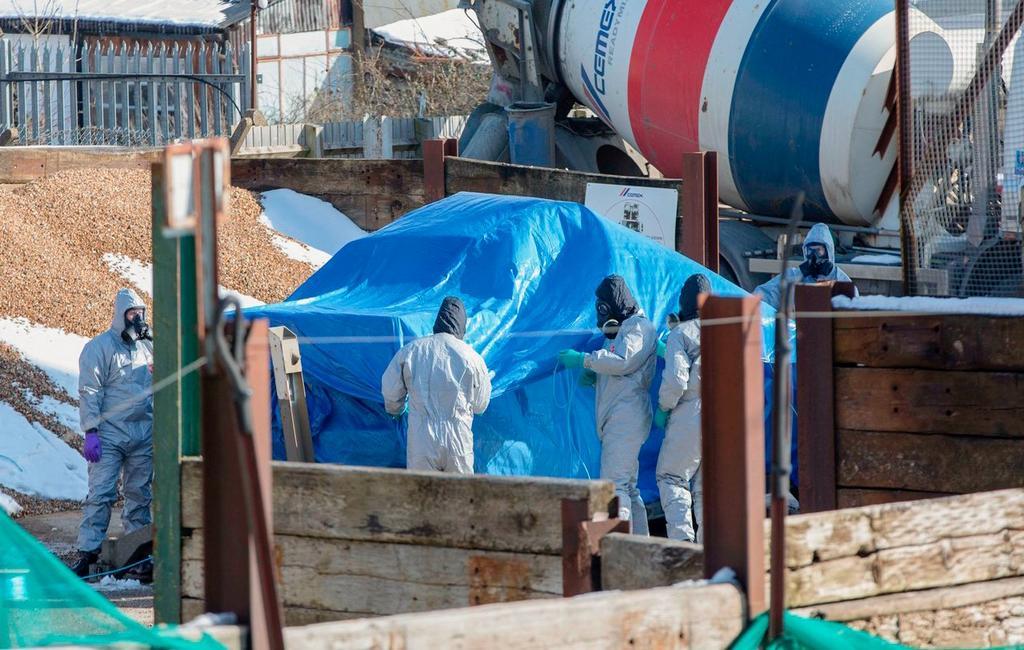 Анализ вещества, которым был отравлен Скрипаль, займет две-три недели— руководитель ОЗХО