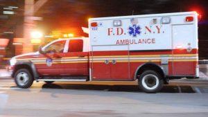 В аварии в Бруклине пострадали 30 человек