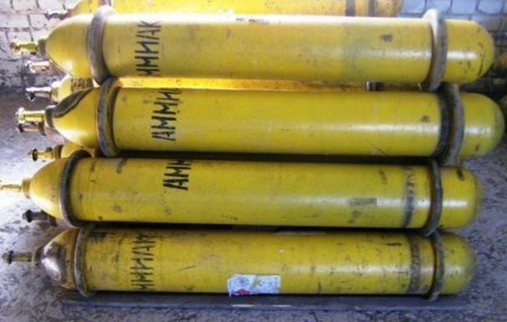 ВТамбове 29 человек отравились, вскрыв баллон с неведомым газом