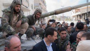 Ближний Восток. Оперативная лента военных событий 21.03.2018