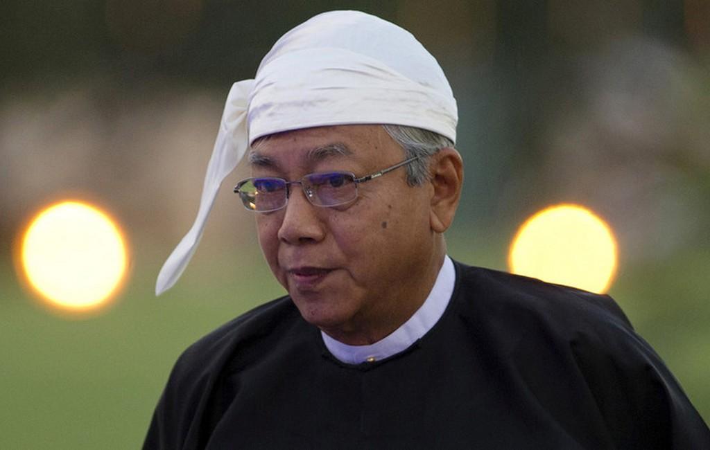 Президент Мьянмы ушел вотставку пособственному желанию