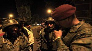 На севере Эквадора произошёл взрыв