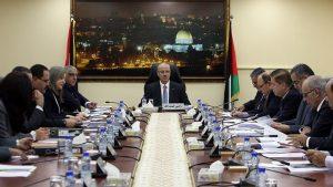Палестинская администрация требует от «ХАМАС» передачи контроля над Газой