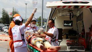 Около 20 человек погибло в аварии в Таиланде