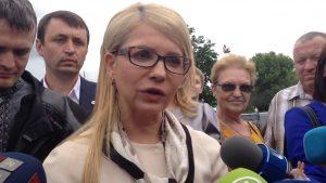 Стук от Савченко: Тимошенко встречалась с главой ДНР