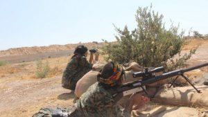 Курдские партизаны убили 18 турецких военных в районе сирийского Африна