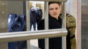 Назначено заседание суда по делу Савченко