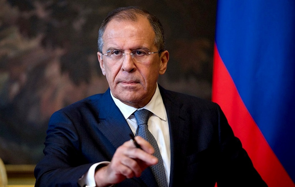 Лавров опозиции Трампа вотношении Российской Федерации: настроен на разговор