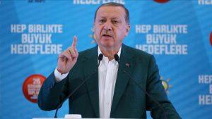 Эрдоган пообещал взять Идлиб и Манбидж
