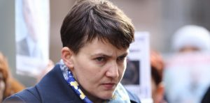 Савченко оборвала прокуроров