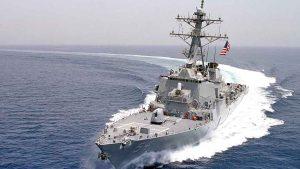 МИД Китая — «США подрывают мир и стабильность в Южно-Китайском море»
