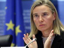 Денег нет, но вы..: С чем Могерини оставила Киев