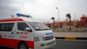 В Александрии прогремел взрыв