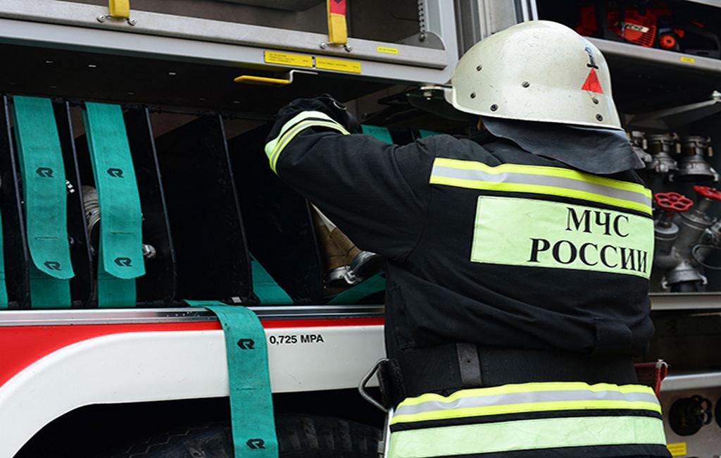 ВКраснодаре из-за пожара издетской клиники эвакуировали 150 человек