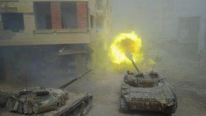 Восточная Гута. Перелом в сирийской войне
