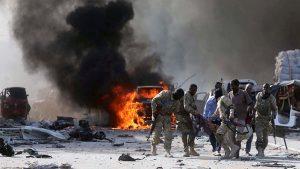 В Сомали прогремел взрыв