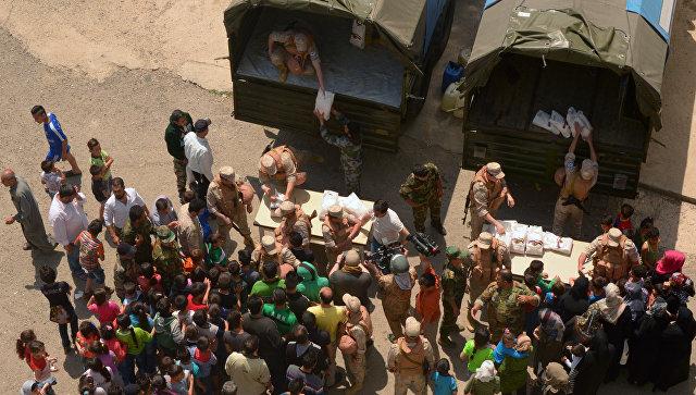 ПостпредРФ при ООН: изВосточной Гуты выведены 121 тыс. человек