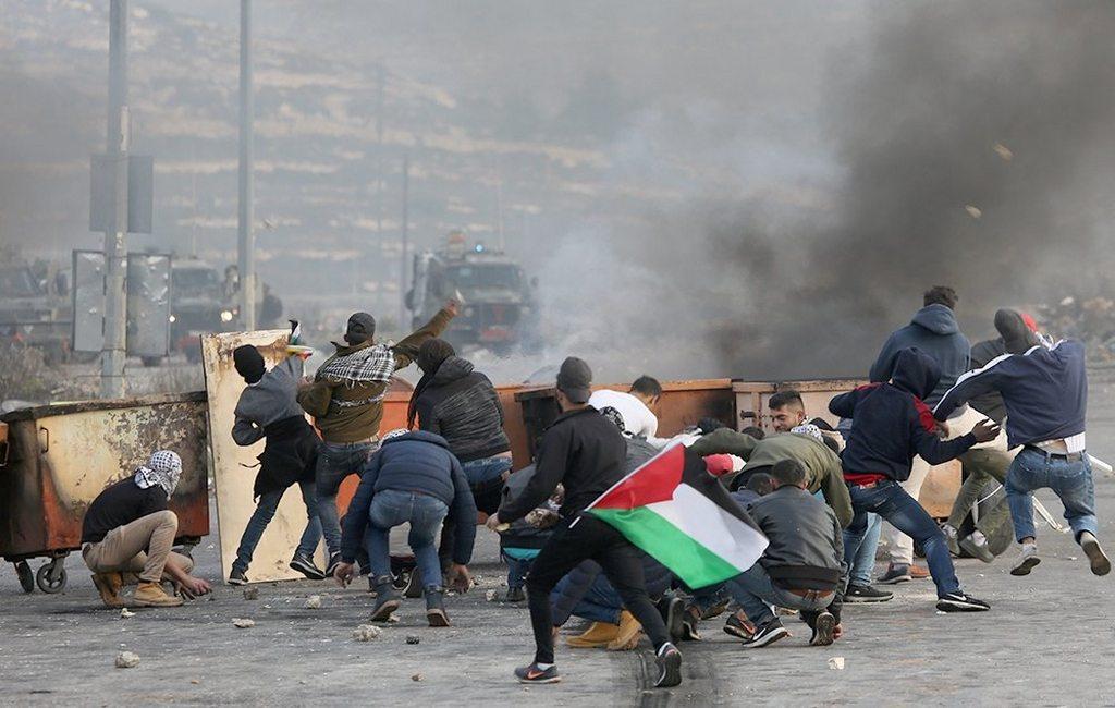 В палестинской Газе от огня с израильской стороны погибли 5 человек