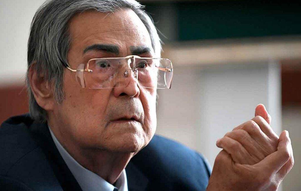 Аман Тулеев поведал опричинах собственной отставки навидео