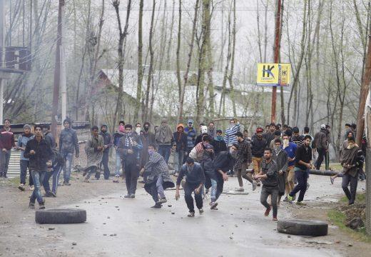 Беспорядки забрали жизни 12 человек виндийском Кашмире
