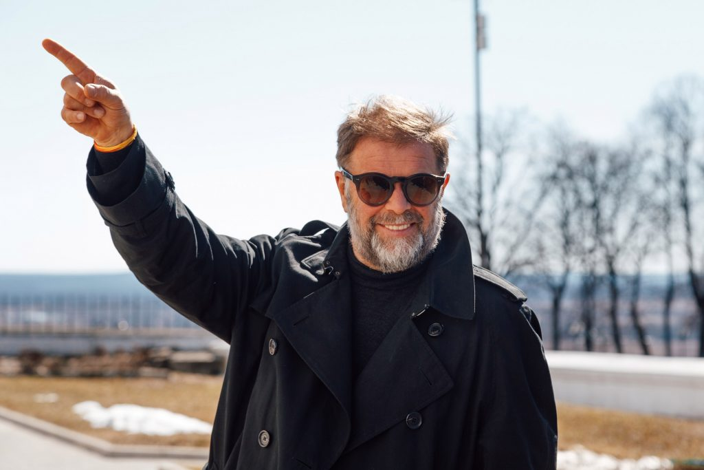 Борис Гребенщиков объявил оготовности выступать вКрыму инаДонбассе