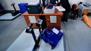 В Москву из Китая прилетела радиоактивная посылка