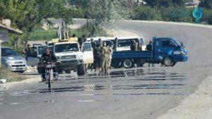 ВВС Сирии атакуют  боевиков в Хаме