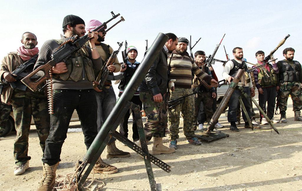 Всирийской Восточной Гуте обновляется работа госорганов