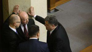 Депутат ДНР о Турчинове, Порошенко и Яценюке: Вышки и то мало