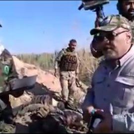 боевики ИГИЛ уничтоженные в Ираке