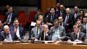 Совбез ООН отклонил проект резолюции РФ по химатакам в Сирии