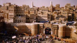 Вековое наследие Йемена уничтожается арабской коалицией