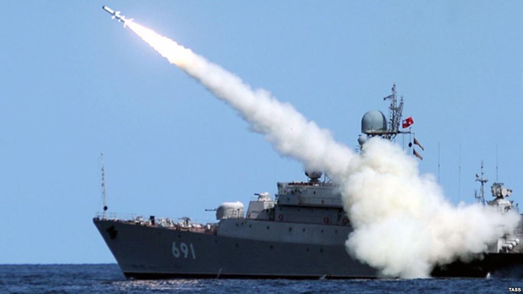 Дандыкин оценил единую композитную платформу для ВМФРФ: еще больше оружия