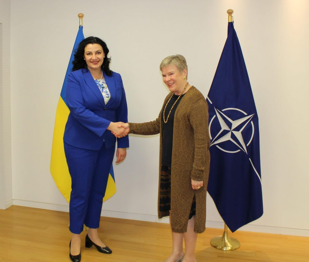 Просто правка насайте. ВНАТО пояснили статус Украины как «страны-аспиранта»