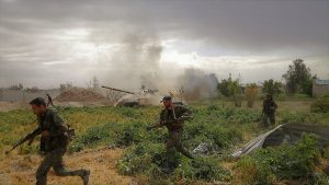 Третья Мировая: Месть за освобождение Дамаска