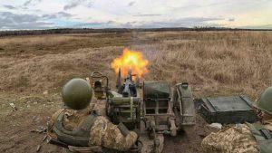 Донбасс. Оперативная лента военных событий 13.04. 2018