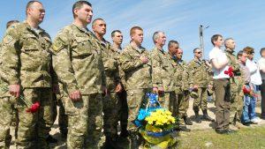 Жительница Славянска об оккупантах: «Одолели нас эти бандеровцы»