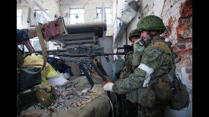 Донбасс. Оперативная лента военных событий 14.04. 2018
