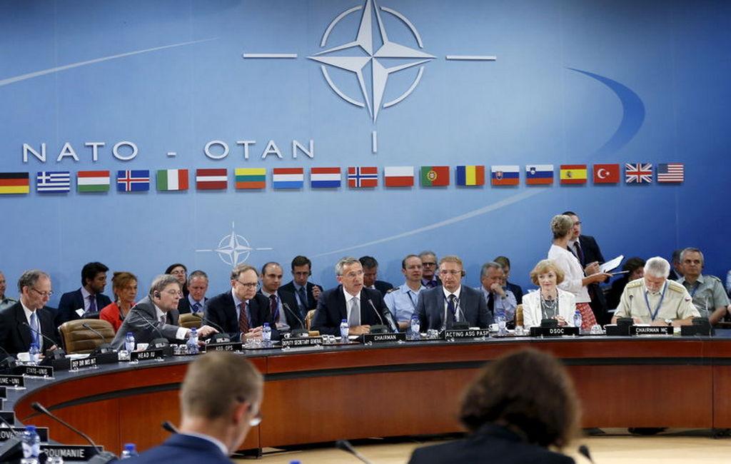 НАТО собирает экстренное заседание относительно ударов по Сирии
